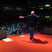 Rodrigo Otarola no Evento Encontro dos Famosos - Show no Clube Português do Recife