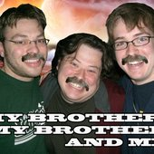 Justin, Travis and Griffin McElroy