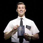 """Andrew Rannells (Elder Kevin Price) - \""""The Book of Mormon\"""" on Broadway"""