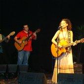 MILENA TORRES E MACUMBA -  DEZ 2008