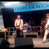 Dorotea at Indietracks 2014