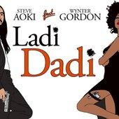 Steve Aoki  feat.  Wynter Gordon - Ladi Dadi (Juss B, Qarrell Dubstep Remix)