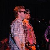 Jason Webley with Jay Thompson