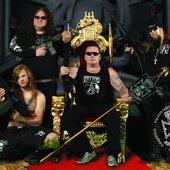 Rock Rottens 9mm Assi Rock'n'Roll