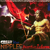 Oxice - Great Blue Nipples of Poseidon - cover