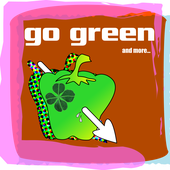 Happy St. Patrick's Day from go green! ;)