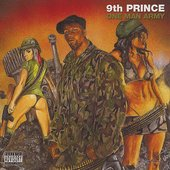 9th_Prince-One_Man_Army-2010-FRONT
