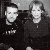 Reba McEntire & Justin Timberlake