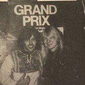 Raul Greñas with Dave Murray 1981.jpg