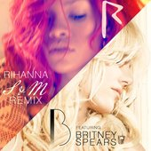 Rihanna/Britney Spears