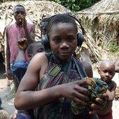 men and women of Ibamba settlement