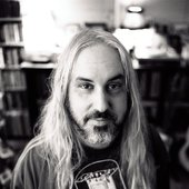J Mascis - Heavy Blanket promo shot. Photo by Timothy Herzog