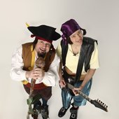 The Never Land Pirate Band