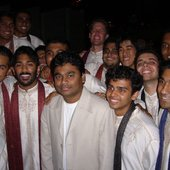 Touring with A R Rahman