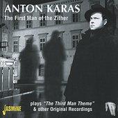 Zither Rhythm of Anton Karas