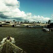 PARALOUD: River Thames,London