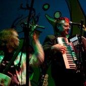 Shamalamacord CD release party, Fishtank, Oakland, CA