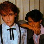 Steve Jansen & Yukihiro Takahashi