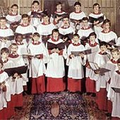 The Choir Of Magdalen College, Oxford