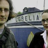 Lobelia and Steve Lawson Photo by Steve Brown