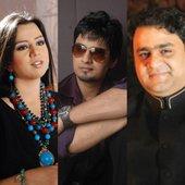 Masuma Anwar, Anupam Amod & Sahir Ali Bagga