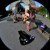 Megan Betley @ Washington Square Park