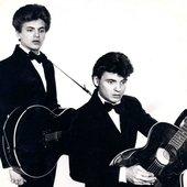 Phil & Don B&W