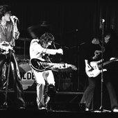 Golden Earring LIVE in 1973 (photo: Bert Molkenboer)