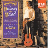 Plays Vivaldi, Warlock & Praetorius