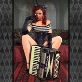 Larry Utley Accordion Photo