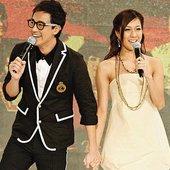 Raymond Lam & Linda Chung