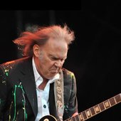 Neil Young at Rock Werchter 2008