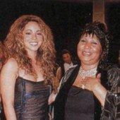 Aretha Franklin & Mariah Carey