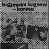 Kazimirov Kazneni Korpus