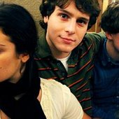 Jonathan Groff, Jr. John Gallagher, Lea Michele