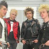 Side Effects USA Street Punk Band