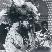 Dr. John with the Donald Harrison Band