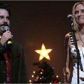 Aimee Mann and Paul F. Tompkins