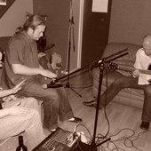 Courtenay on Guitar