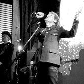 Stephen Coates Performing in Portland, OR