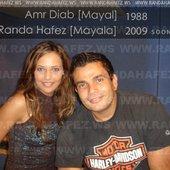 Randa and Amr Diab