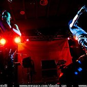 Live @ VyperTheatre 26-04-08 (Florence-Italy)