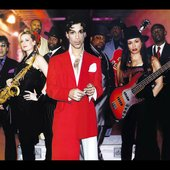 Prince & The New Power Generation (with Eric Leeds on Flute)