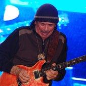 Santana, Live Your Light Tour 2009, Guatemala