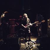 Kindling at The Gutter, Brooklyn, 21 Mar 2015