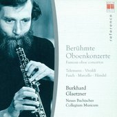Oboe Concertos (Baroque) - Vivaldi, A. / Marcello, A. / Telemann, G.P. / Fasch, J.F. / Handel, G.F.