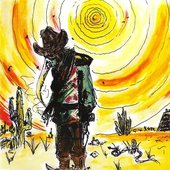 Ibis Nixon and the Cowboy Zealots