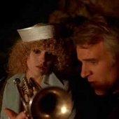 Steve Martin & Bernadette Peters