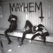 Mayhem at Langhus station