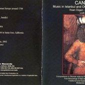 İhsan Özgen, Linda Burman-Hall, Lux Musica